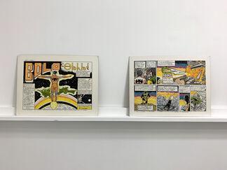 GRASSHOPPER: Daily Life, installation view