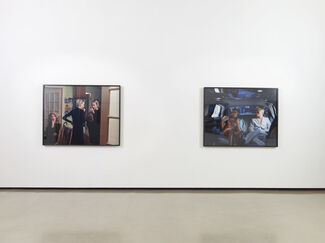 Tina Barney: Four Decades, installation view