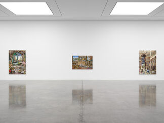 Raqib Shaw: Self Portraits, installation view