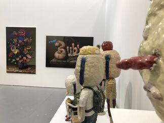 Richard Heller Gallery at UNTITLED, Miami Beach 2016, installation view