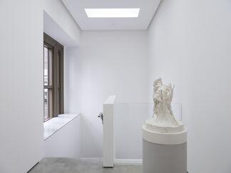 Rachel Kneebone: Ovid in Exile, installation view