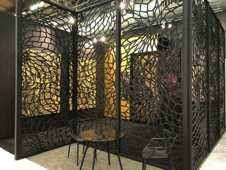 Mariane Ibrahim Gallery at The Armory Show 2018, installation view