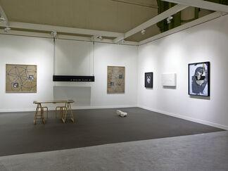 Dvir Gallery at FIAC 14, installation view