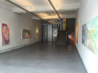 Rainbow — Asae Soya Solo Exhibition, installation view