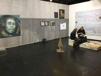 Meno parkas at POSITIONS BERLIN Art Fair 2017, installation view