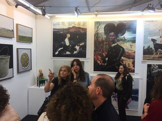 Dan Gallery at Fresh Paint 2017, installation view
