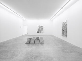 Abstraction and Nothing, installation view