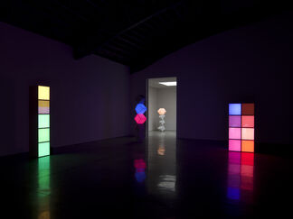 Angela Bulloch, installation view