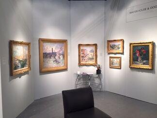 Waterhouse & Dodd at Spring Masters New York 2016, installation view