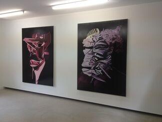 Rens Krikhaar & Daniela Schwabe, installation view