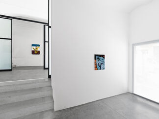 Walter Swennen — Un Cœur Pur, installation view