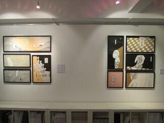Unpoetic Poems - Joey Leung, installation view