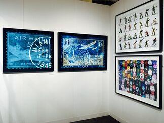Bleach Box at Moniker Art Fair 2017, installation view