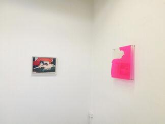 La Nouvelle Figuration Européenne : 1964 - 1976, installation view