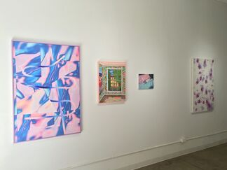 Just Give Me a Happy Middle, installation view