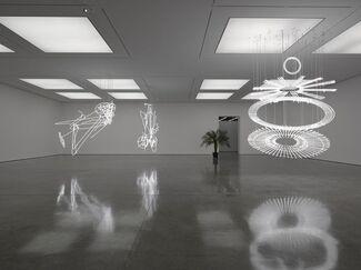 Cerith Wyn Evans, installation view