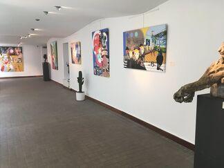 MYRIAM BAUDIN - SUBVERSIVE SEDUCTION, installation view