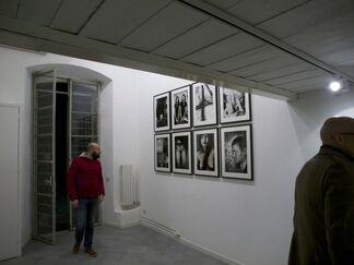 "JACOB AUE SOBOL - ""CON TE"", installation view"