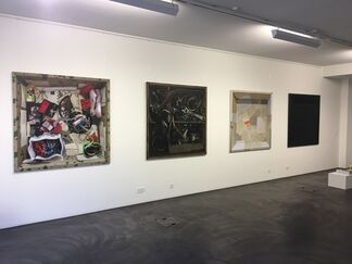 Onay Rosquet - UNBOXING -, installation view