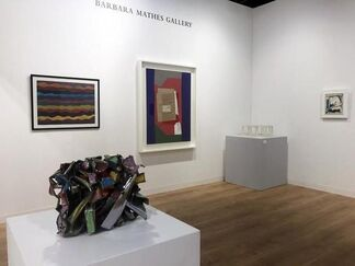 Barbara Mathes Gallery at Art Basel in Miami Beach 2017, installation view
