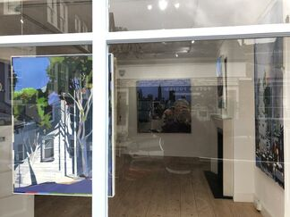 West Coast (Cannery Row to Yosemite) By Piers Ottey, installation view