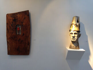 Joe Brubaker: Lost and Found, installation view
