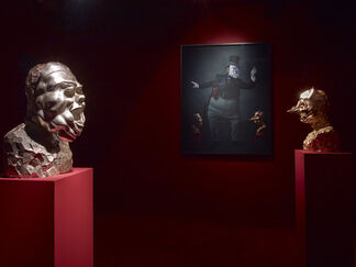 Alexandre Singh 'The Humans', installation view