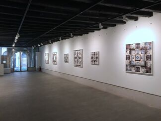 "Davide Weber - ""Les Logements Imaginaires"", installation view"