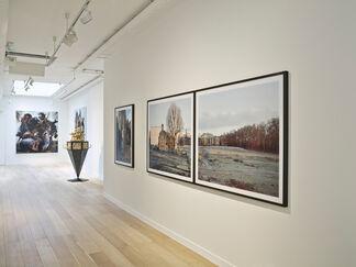 Hugo Wilson, installation view