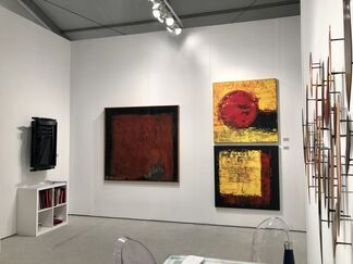 Pan American Art Projects at Art Miami 2018, installation view
