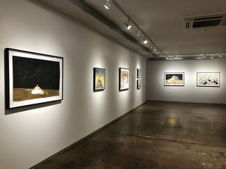 Gold Rush, installation view