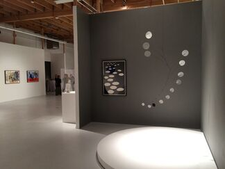 Alexander Calder: The Art of Invention, installation view