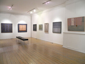 Edwin Tanner, installation view