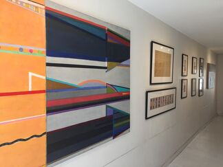 RIVER by Michael C. Armour, installation view