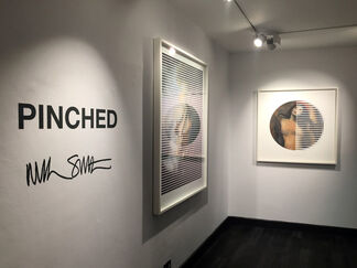 PINCHED, installation view