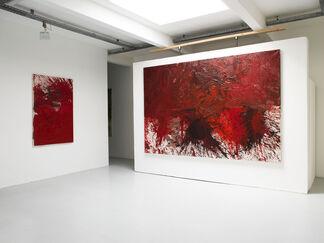 Hermann Nitsch, installation view