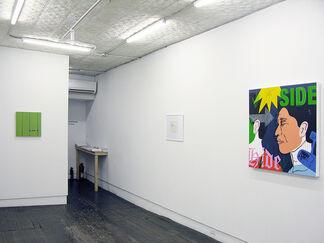 Sleeping Rooms, Lie Awake, installation view