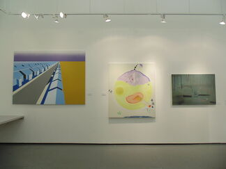 100 Painters of Tomorrow - New York, installation view