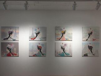Dream on Top, installation view