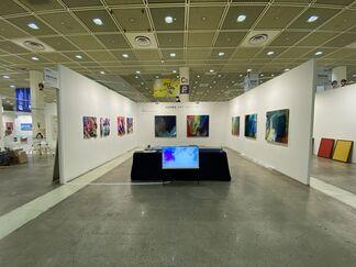 uJung Art Center at Korea Galleries Art Fair 2020, installation view