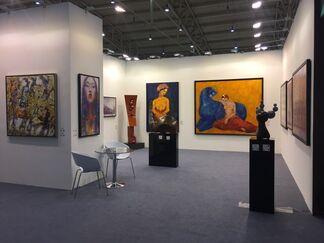 Galerie Simard Bilodeau at Art Beijing 2017, installation view