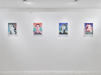 Marion Fink⎜MANY-WORLDS, installation view
