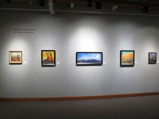 Gregg Laananen: The Road to Boiling Rock, installation view