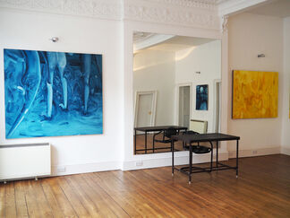 S l e e p w a l k e r s : Sophie Milner, installation view