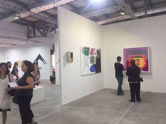 Baró Galeria at ArtRio 2017, installation view