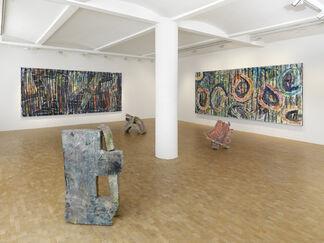 Gabriel Hartley: Lozenges, installation view