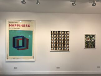 Hang-Up Gallery Collections 2018, installation view
