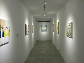 Sorry to Leave : Lin Yi-Pei Solo Exhibition, installation view