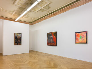London Abscape, installation view