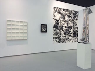 Borzo Gallery at Art Cologne 2016, installation view